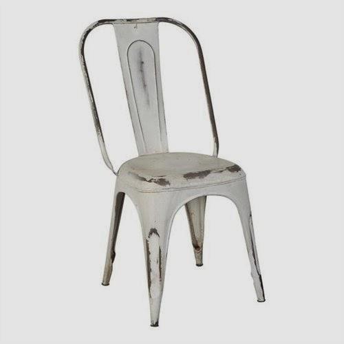 silla moderna forja, silla forja envejecida, silla rustica forja