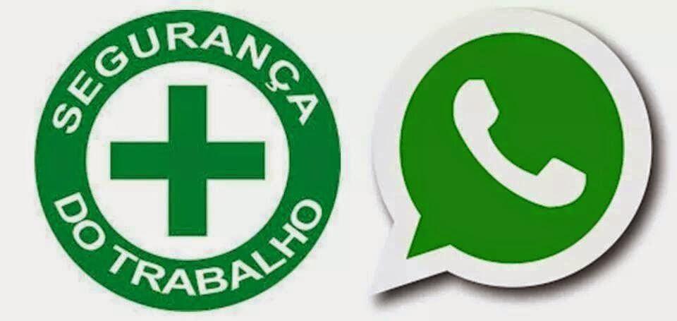 Whatsapp - Segurança do Trabalho