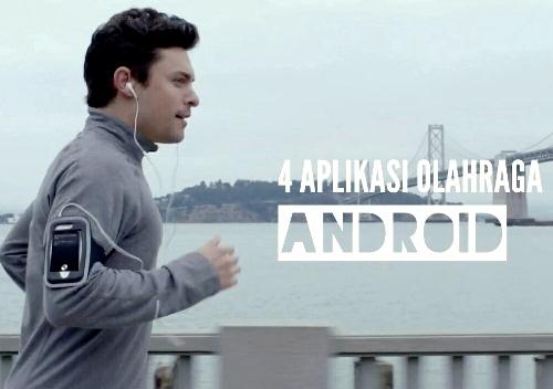 Aplikasi Olahraga  Smartphone Android