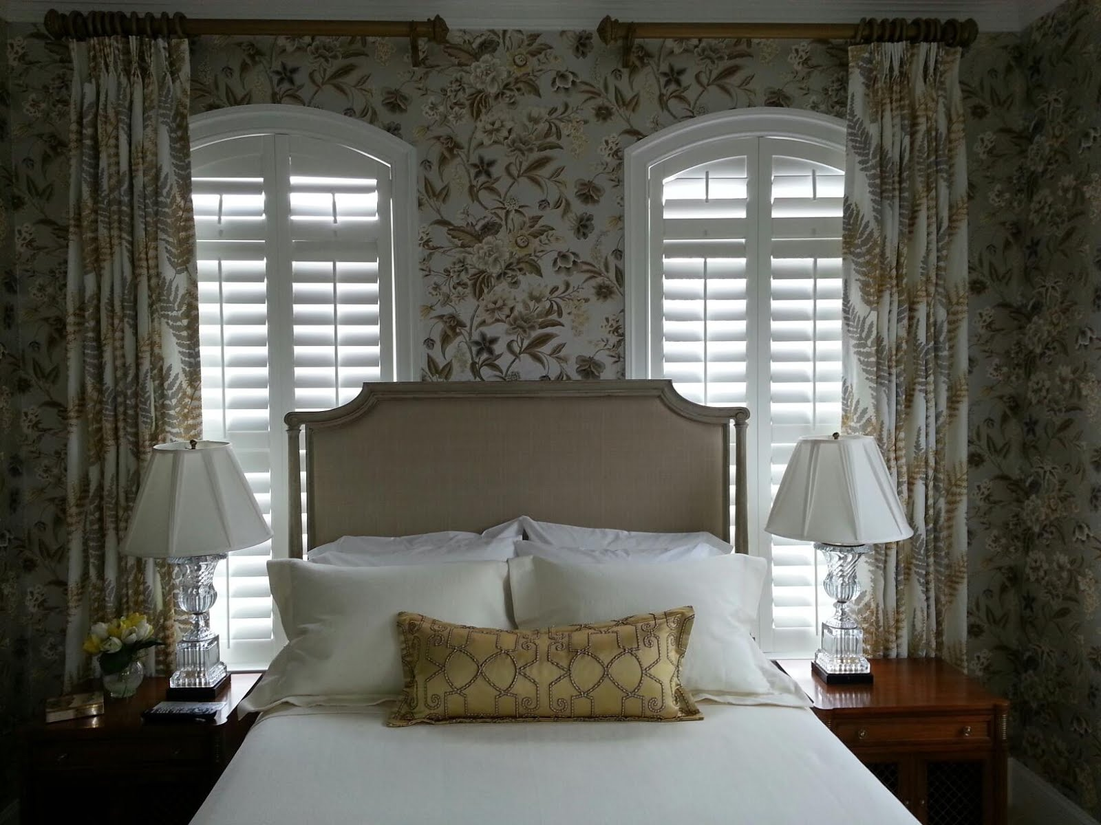 Window treatments by melissa plantation shutters for Window treatments how to