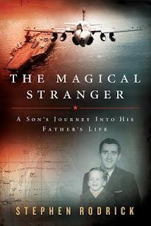 The Magical Stranger Stephen Rodrick cover