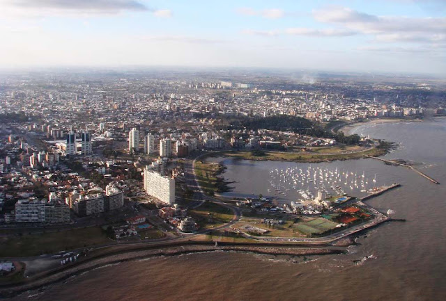 Montevideo, La Capital del Uruguay
