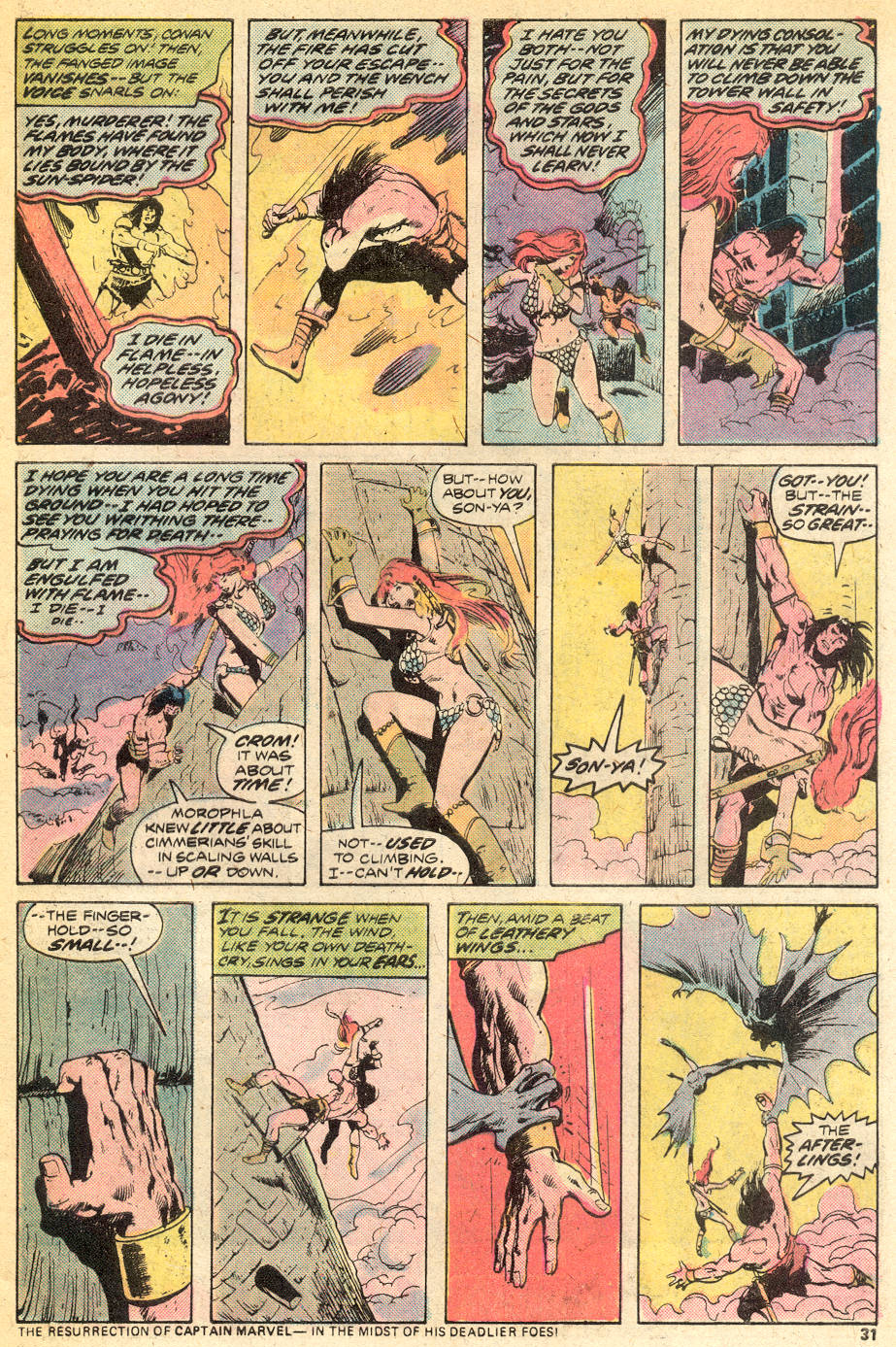Conan the Barbarian (1970) Issue #44 #56 - English 18