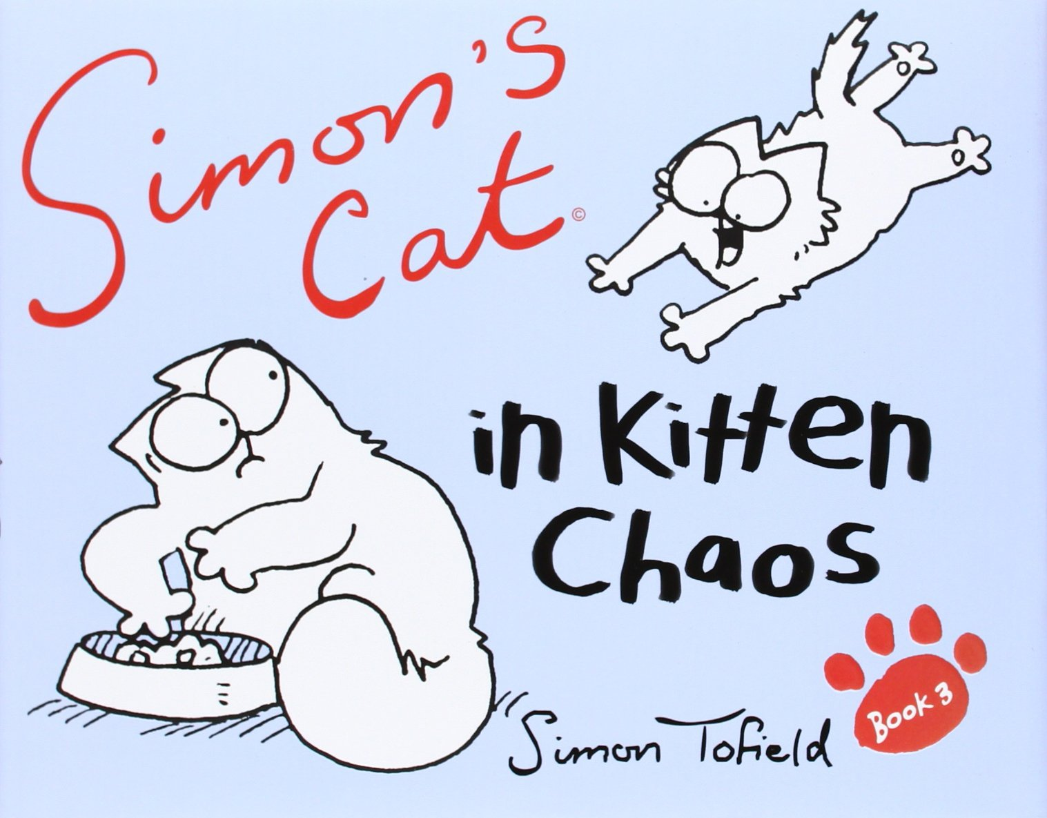 Simon S Cat Kitten Chaos