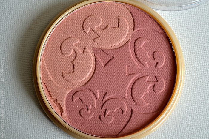 Rimmel London Match Perfection Blush 001 Light Reviews Swatches Makeup Blog Looks FOTD Beauty