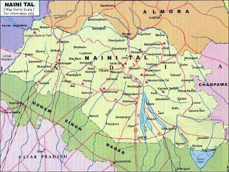 Posted by Vijender Singh Nagarkoti at Thursday  August 02  2012Uttarakhand Map 2012