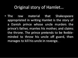 the question of whether or not hamlet is a man of action in the play hamlet This play poses many questions that other plays would simply take for granted many people have seen hamlet as a play about indecisiveness , as he repeatedly contemplates whether or not suicide is a morally legitimate action in an unbearably painful world.