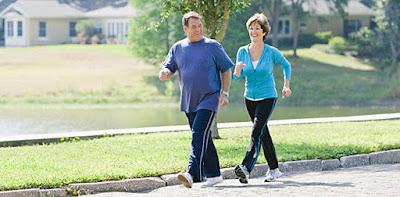 Camina 30 minutos al día