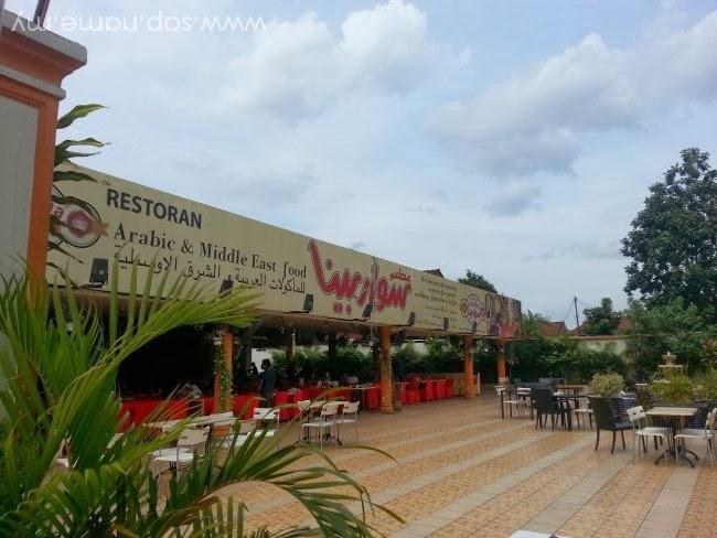 Restoran Sawarbina - Makanan Arab