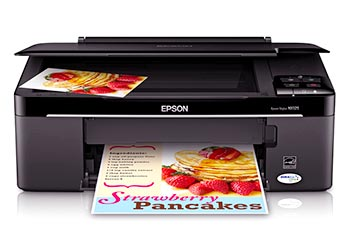 Resetter Epson NX125 Ink Level Download