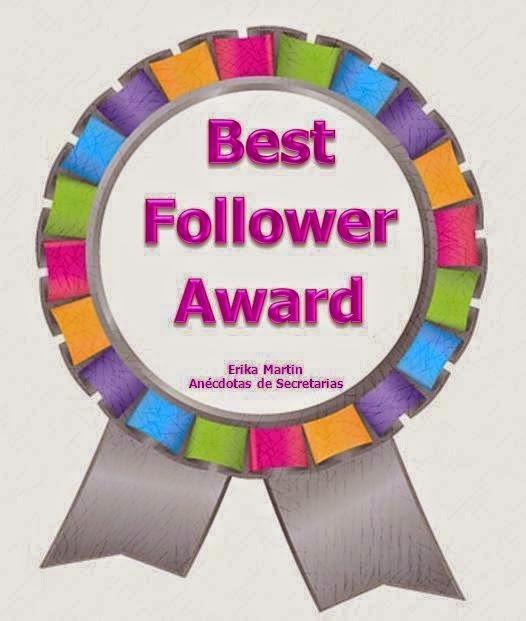 Best Follower Award