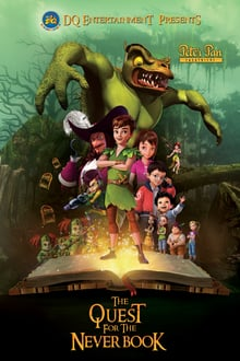 Watch Peter Pan The Quest for the Never Book Online Free in HD