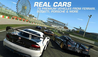 Real Racing 3 V3.4.1 Mod APK Unlock All Cars