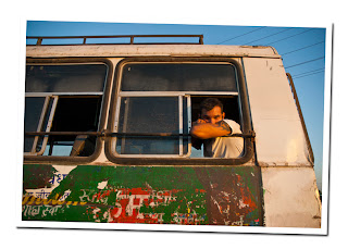 autobús india