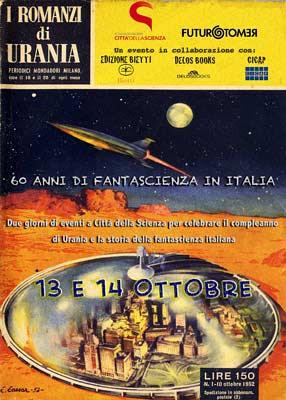 60 anni di fantascienza in Italia, locandina