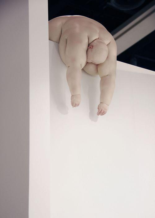 Doctor Ojiplático. Mu Boyan. Escultura | Sculpture