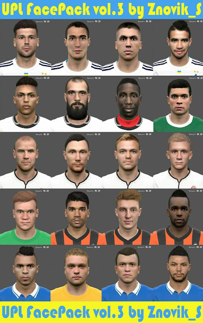 PES 2015 UPL FacePack vol. 3 by Znovik_S