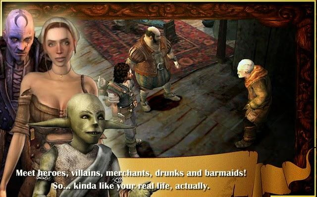 The Bard's Tale Screenshot4