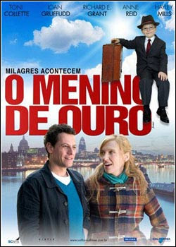 Download - O Menino de Ouro DVDRip - AVI Dual Áudio
