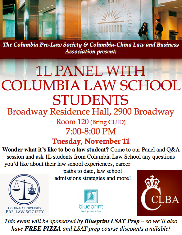 Archives columbia university pre law society 2010 2015 this event will be sponsored by blueprint lsat prep so well also have free pizza and lsat prep course discounts available malvernweather Images
