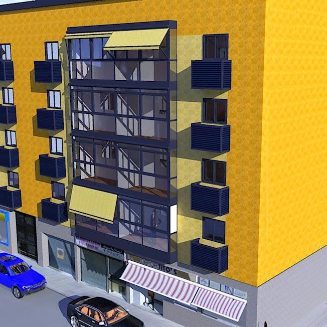 Rehabilitacion fachadas Tecnisec