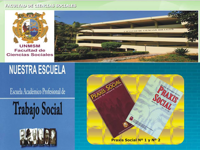 ESCUELA PROFESIONAL DE TRABAJO SOCIAL