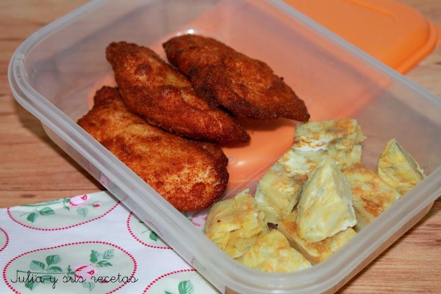 Recetas caseras para llevar en el taper cocina - Llevar comida al trabajo ...
