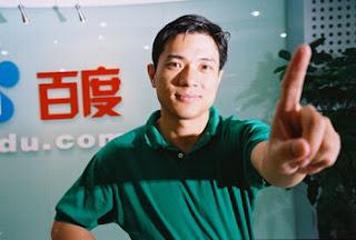 Propietario de Baidu quiere expandir su negocio fuera de China