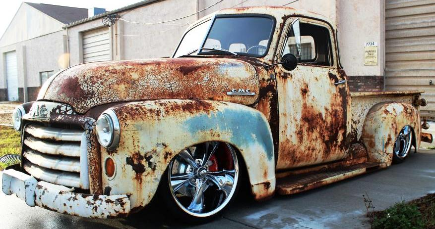 American Rat Rod Cars Amp Trucks For Sale March 2013