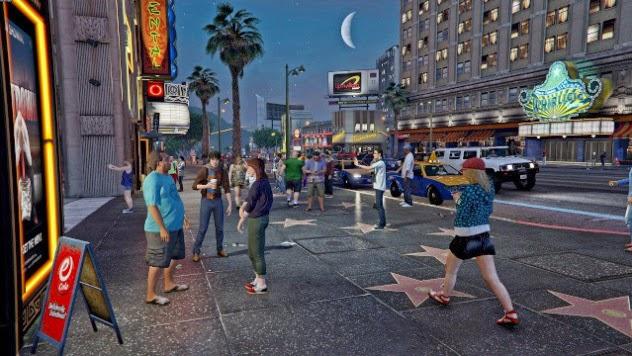 Grand Theft Auto V (GTA-V) PC Game Unlocked Download
