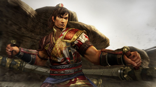 Dynasty Warriors 8 Debut Trailer