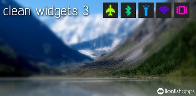 Clean Widgets v3.01 APK