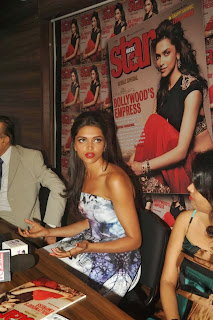 Actress Deepika Padukone Latest Pictures at Starweek Magazine Diwali Special Edition Launch 0022.jpg