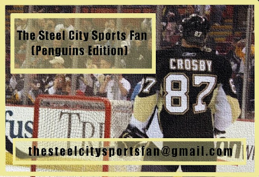 The Steel City Sports Fan (Penguins Edition)