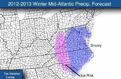 2013 Farmers Almanac Winter Outlook Travel Advisor Guides | LONG ...