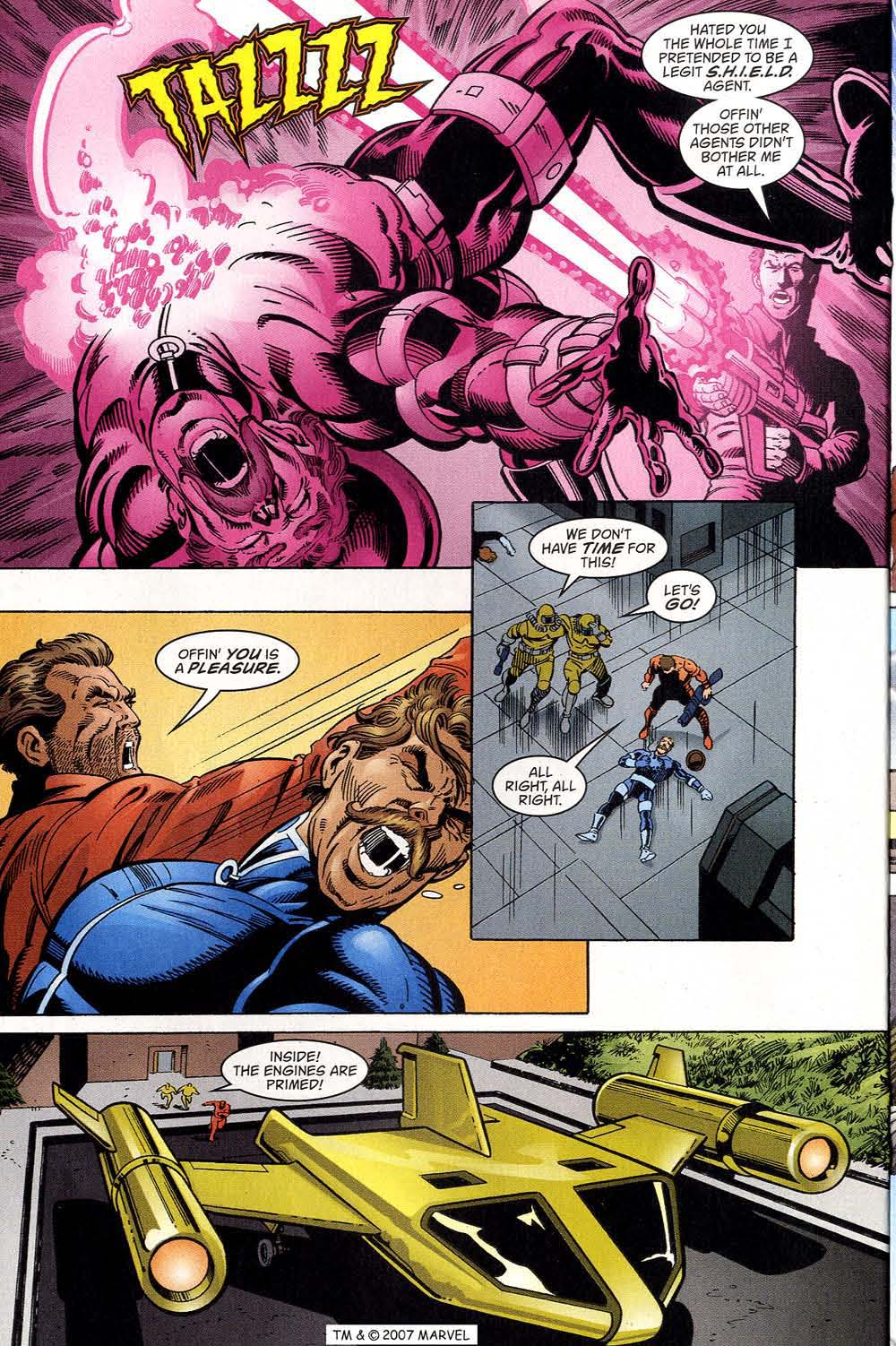 Captain America (1998) Issue #40 #47 - English 20