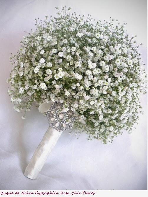 decoracao casamento gypsophila:DECORAÇÃO ROSA CHIC FLORES: DECORANDO COM GYPSOPHILA (MOSQUITINHO)