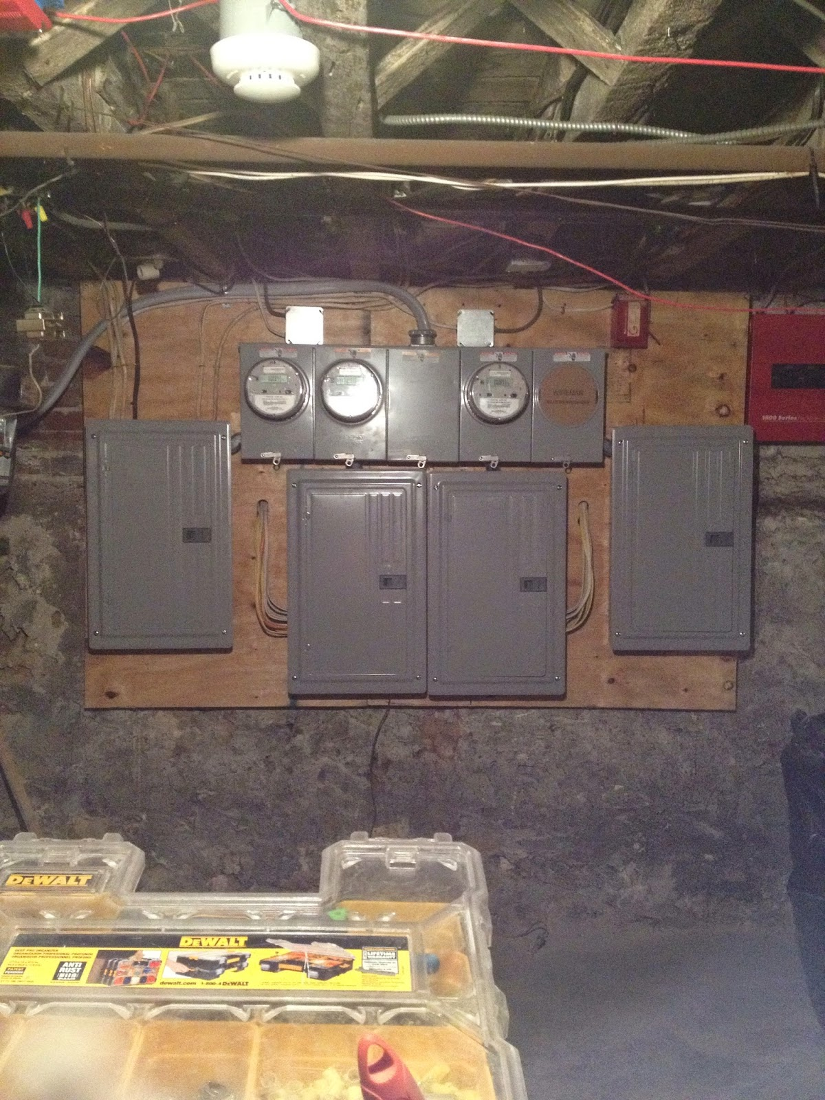 Electrical Panels, Generation 3 Electric