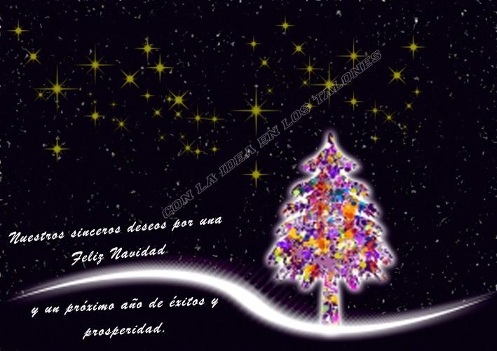 Postales de navidad - Frases navidenas para empresas ...