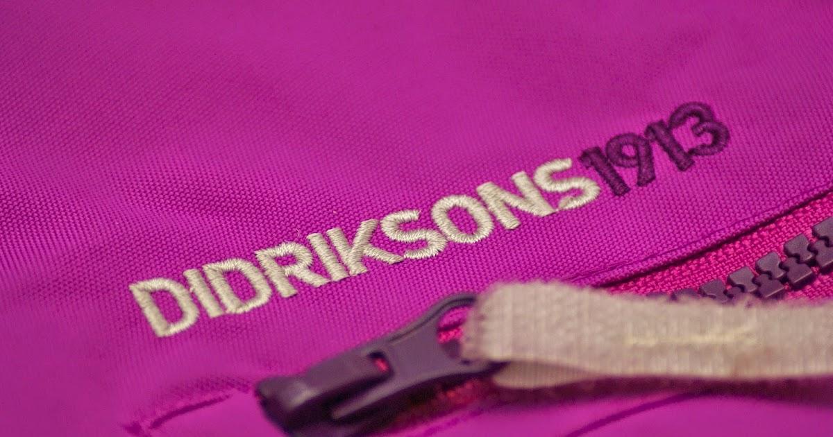 Didriksons Didriksons, Комбинезон RASNE (140 гр., томатный)
