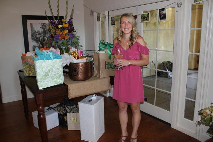 calluna events a tuscan themed bridal shower