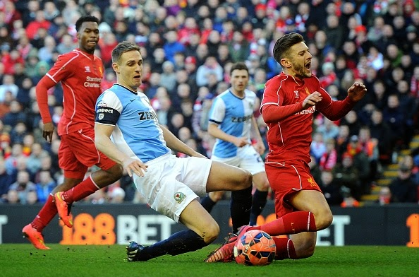 Piala FA : Liverpool 0-0 Blackburn Rovers