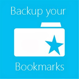 How to Take a Backup of your Browsers Bookmarks?