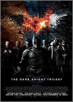 Download - Batman: O Cavaleiro das Trevas Trilogia Completa DVDRip - AVI - Dual Áudio