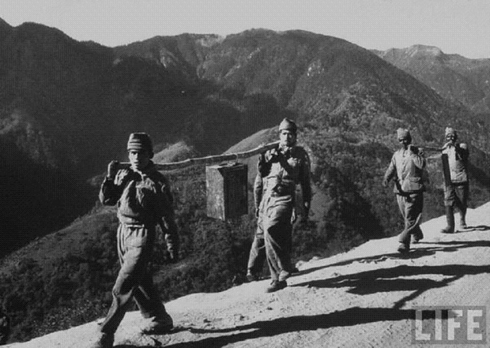 the sino indian border conflicts Sino-indian border rivalry is an outcome of the failure of india and china to mutually agree upon the exact alignment of their common boundary within the complexities of the 2.