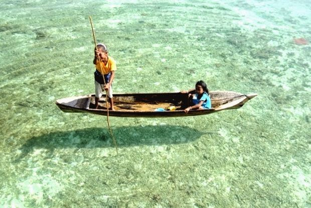 Extraordinários locais do mundo onde a água é cristalina