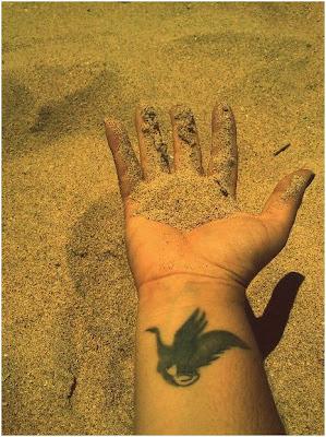Tocar el cielo con mis manos, volar sin nunca despegar...