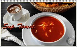 Cara Membuat Sup Tomat Sederhana Campur Dada Ayam