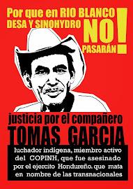 CLICK encima del afiche para ver el Reportaje Fotográfico:  Tomas García presente, ahora y siempre