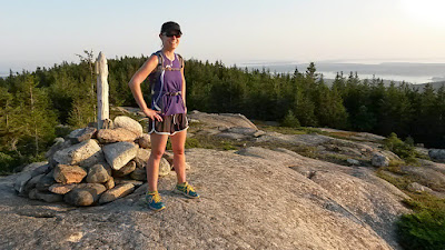Cedar Swamp Mountain summit